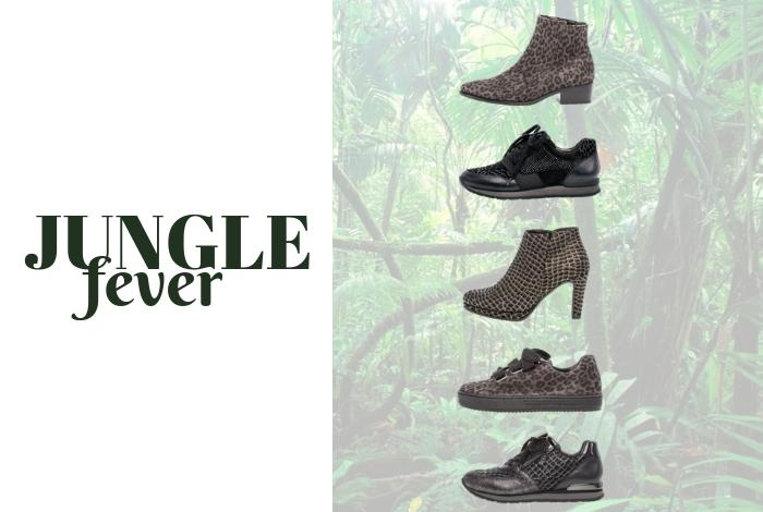 Trend Jungle Fever