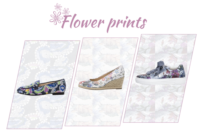 Gabor bloemenprint